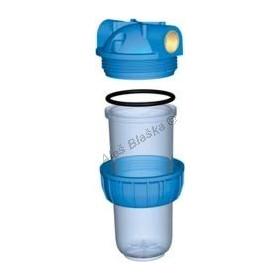 Náhradní plastová převlečná matka k filtru Atlas (vodní filtr-filtrace vody)