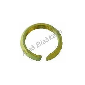 PE mosazná spojka svěrný kroužek (polyš)