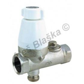 SAM TE-1847 pojistný (pojišťovací) ventil k eletrickým ohřívačům (pojišťovák na vodu) Slovarm Myjava