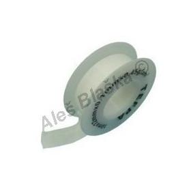 Teflonová páska na vodu P.T.F.E. (na závity)