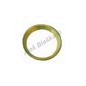PE mosazná spojka přítlačný kroužek (polyš)