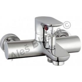 UNIVERSAL DESIGN GU 3599 páková nástěnná vanová a sprchová bez příslušenství (vodovodní baterie)