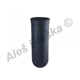 Náhradní vnitřní nádobka WC kartáče 1094 E-1-62 - NIMCO (náhradní díly)
