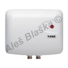 NIBE B 0733 beztlakový průtokový ohřívač vody s elektronickou ochranou