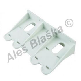 Plastový držák filtrů (filtrace vody-vodní filtr)