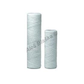 Patrona filtrační na mechanické nečistoty textilní (filtrace vody-vodní filtr)