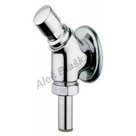 MCM 9457 nástěnný samouzavírací splachovací ventil pro WC - časová ,tlačná, tlačítková