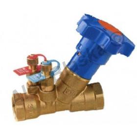Vyvažovací ventil s možností napojení čidel