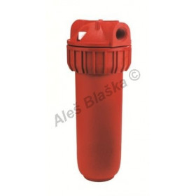 """ATLAS filtr Senior HOT Plus 3P SX velikost 10"""" na teplou vodu (filtr vodní-filtrace vody)"""
