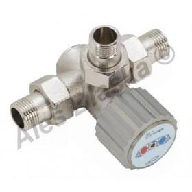 Směšovací minitermostat (směšovací termostatický ventil)