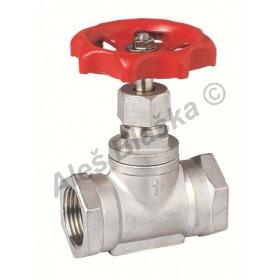 Nerezový uzavírací ventil - NEREZ - INOX