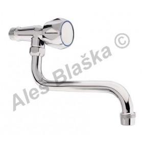 ELBA GL209 kohoutkový nástěnný ventil - kohoutek (vodovodní baterie)