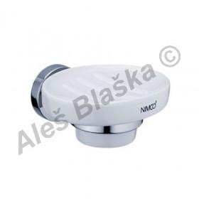 Mýdlenka keramická UNIX UN 13059 K - NIMCO (držák mýdla)