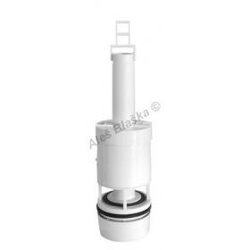 Vypouštěcí ventil pro WC plastové nádržky - vypouštění záchodu