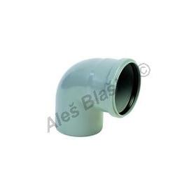 HTB koleno 87° (HT kanalizační odpadní systém)