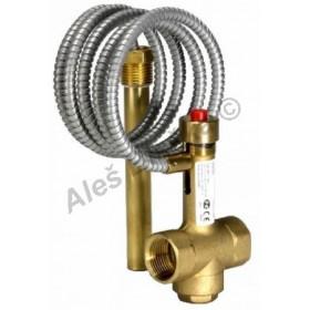 Teplotní bezpečnostní přetlakový BVTS ventil DANFOSS