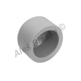 PPR víčko F tvarovka plastová navařovací