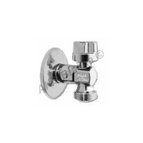"""Pračkový rohový kulový kohout 1/2""""x3/4"""" (roháček,ventil k pračce, myčce)"""