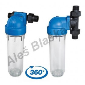 ATLAS filtr DP DS (filtr na vodu, vodní filtrace)