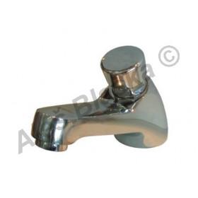 TENDER TR 10 tlačítkový časový stojánkový umyvadlový ventil bez regulace teploty