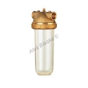 """ATLAS filtr domovní """"K"""" Senior Plus 3P s odkalením velikost 10"""" (filtrace vody-vodní filtr)"""
