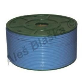 Polyuretanová hadice na vzduch barva modrá (PU hadička)