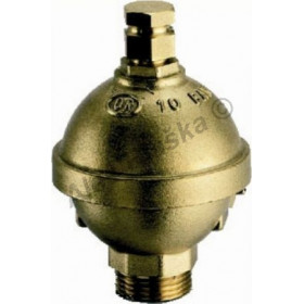 Odvzdušňovací ventil pro velké množství vzduchu