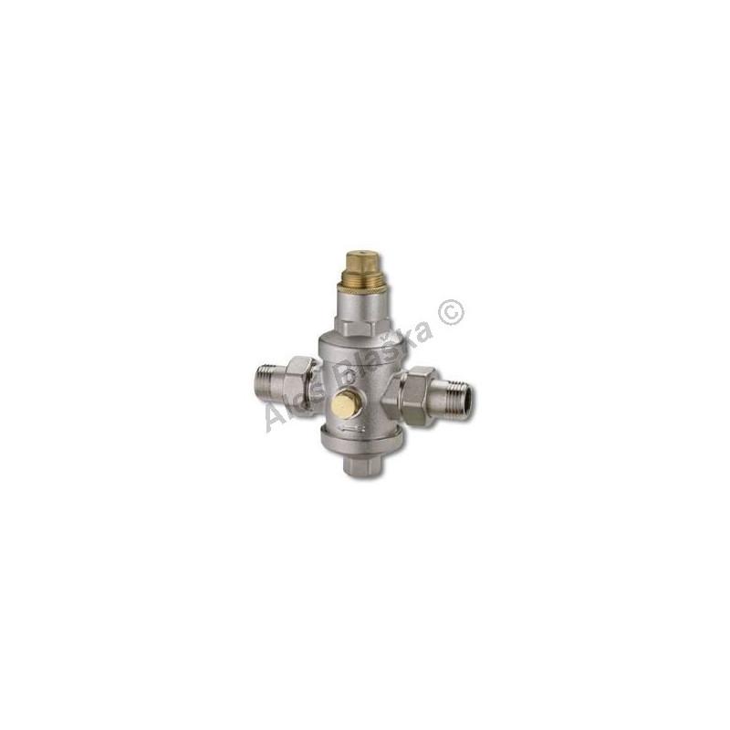 Redukční ventil se šroubením vnější závit - regulátor tlaku vody (redukčák)