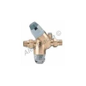 5351-0 Regulátor tlaku s filtrem - redukční ventil (redukčák na vodu) CALEFFI