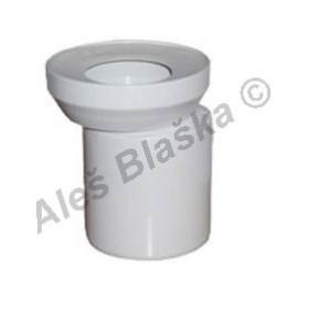 WC dopojení excentrické - připojení odpad WC