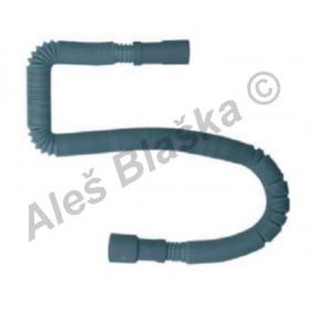 Hadice odpadní k pračce a myčce - vypouštěcí pračková flexibilní (natahovací)