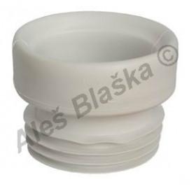 Manžeta pro připojení odpadu WC , DN110 - dopojení odpad