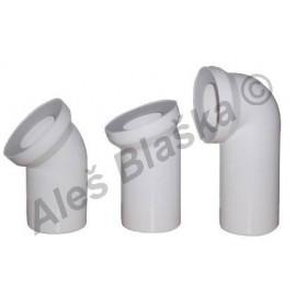 WC dopojení koleno DN110 - připojení odpad