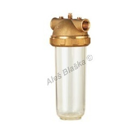 """ATLAS filtr domovní """"K"""" Senior Plus 3P velikost 10"""" (filtrace vody-vodní filtr)"""