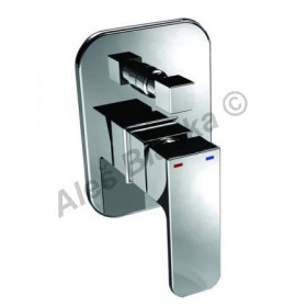 BEST STAR GB 6970 páková vestavná sprchová s přepínačem (podomítková vodovodní baterie)
