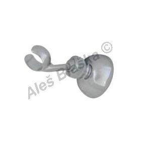 Kloubový kovový sprchový držák pro sprchovou hadici (držák sprchy)
