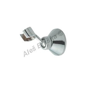 Kloubový kovový sprchový držák sprchové hadice (držák sprchy)
