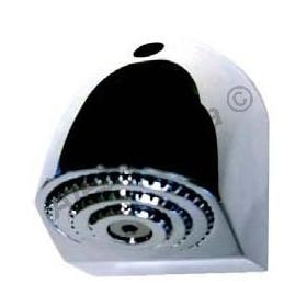 MCM 6000SMALL sprchová hlavice zajištěná proti odcizení - časová ,tlačná, tlačítková