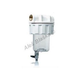"""Domovní filtr s odkalením na mechanické nečistoty 5"""" (filtrace vody-vodní filtr)"""