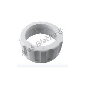 Plastová matka k filtrům na mechanické nečistoty (filtrace vody-vodní filtr)