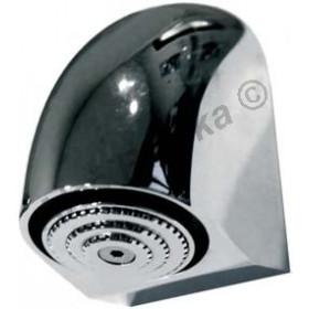 MCM 6000 sprchová hlavice zajištěná proti odcizení - časová ,tlačná, tlačítková