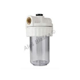 """Domovní filtr přímý na mechanické nečistoty 5"""" (filtrace vody-vodní filtr)"""