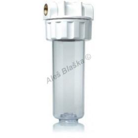 """Domovní filtr na mechanické nečistoty 10"""" (filtrace vody-vodní filtr)"""