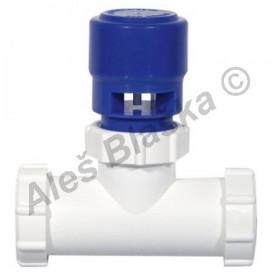 T kus pro odpadní potrubí s přivzdušňovací hlavicí (HT kanalizační odpadní systém)