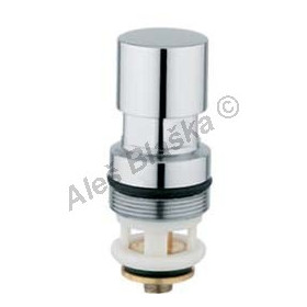 MCM 102 A náhradní mechanismus pro nástěnný splachovací ventil (art. 9457) - časová ,tlačná, tlačítková