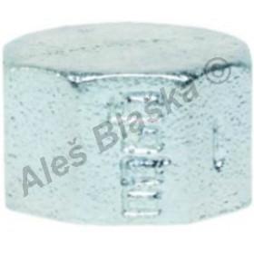 Víčko pozinkované (vnitřní závit) GEBO Platinum - POZINK (záslepka)