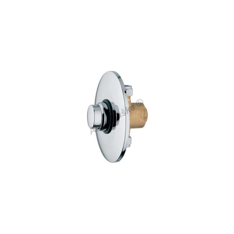 MCM 9005 vestavná sprchová nebo pisoárová samouzavírací baterie - časová ,tlačná, tlačítková
