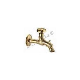 Zahradní ventil (kohout) ozdobný (okrasný) s připojením na hadici (drak,RETRO)