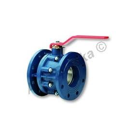 Kulový kohout (ventil) litinový přírubový
