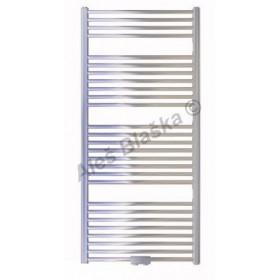 DC Koupelnový radiátor (žebřík) prohnutý barva chrom